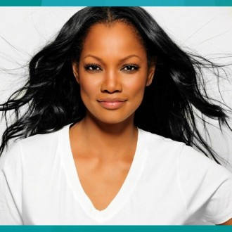 Garcelle Beauvais Button