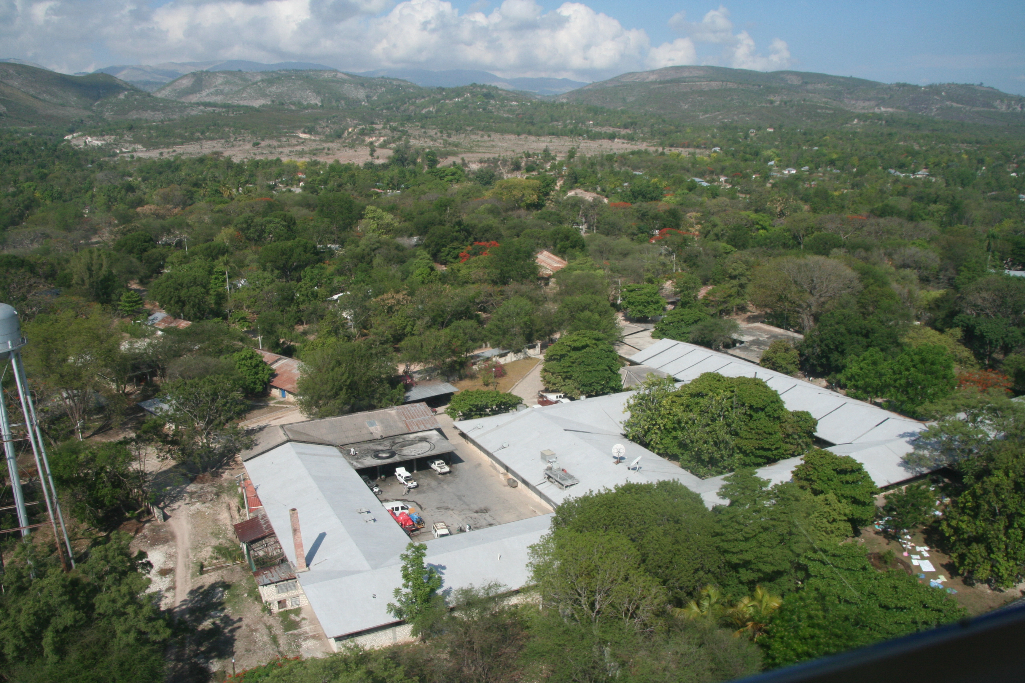 HAS Aerial View