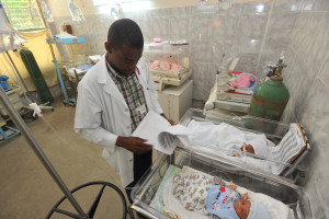 HAS hospital's neonatal intensive care unit.