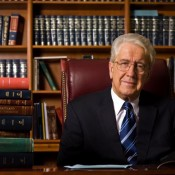Dr. Murray was Chancellor, professor of law, and former president of Duquesne University.