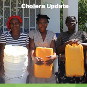 cholera update